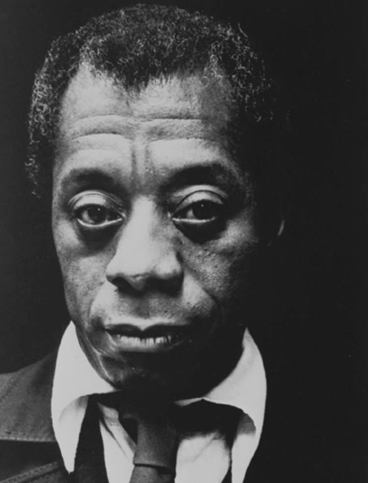 Baldwin.jpg James Baldwin, author of The Fire Next Time and Notes of a Native Son.