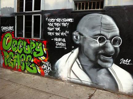 Gandhi SF