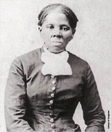 Harriet Tubman risked her own freedom over and over again to liberate people from the cruel system of slavery.