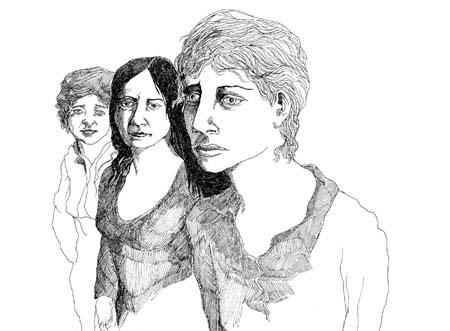 Art by Joy DeStefano