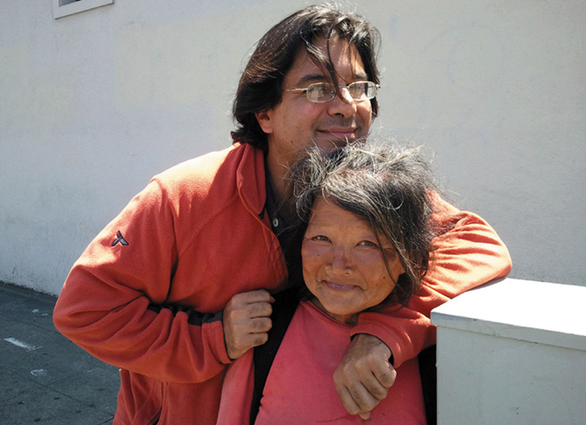 Amir Soltani developed a deepening friendship with Miss Kay over the course of seven years filming Dogtown Redemption.