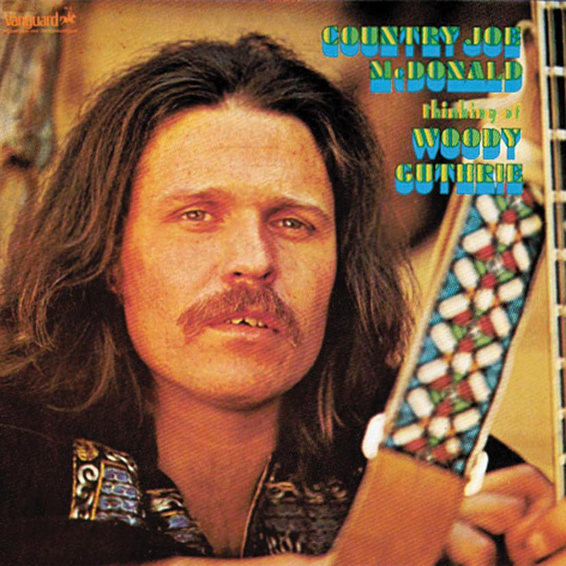 Thinking of Woody Guthrie, an album Country Joe McDonald recorded in 1969, was one of the very first tributes to Guthrie's music — and perhaps the best ever made.