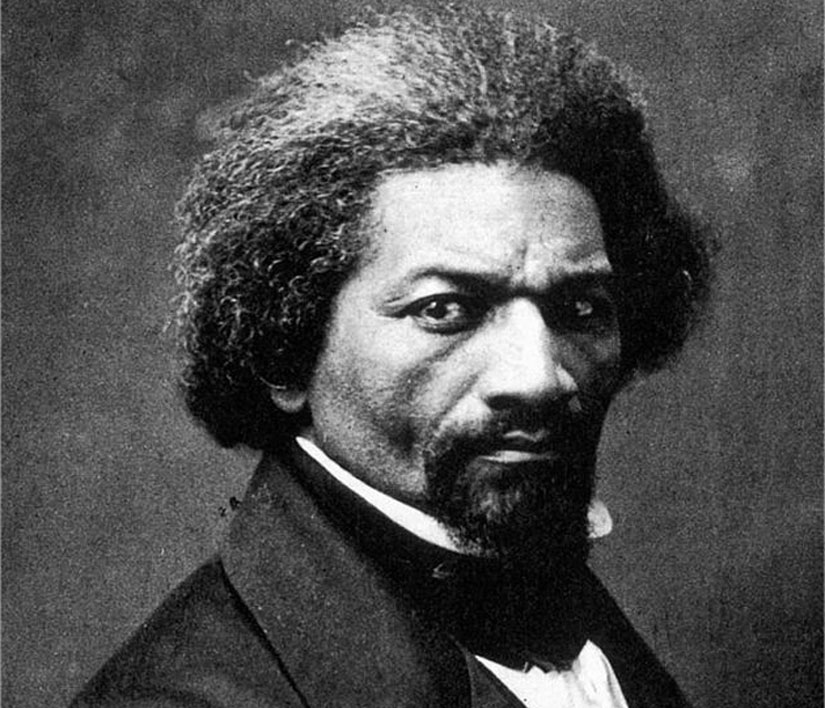 Frederick Douglass is remembered as a fiery orator and one of the nation's most influential voices against slavery. He was also one of the most inspiring journalists in U.S. history.