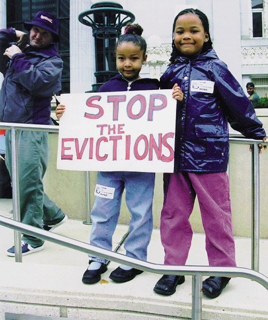 """Richmond City Councilwoman Gayle McLaughlin said, """"I am troubled by the lack of humanity by some on our City Council. Even those who don't support rent control should have had the decency to support the moratorium to stop these mass evictions in the interim period."""""""
