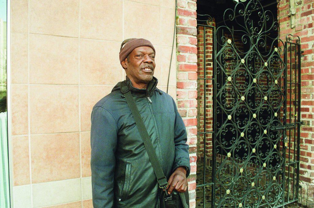 Photo of Ken Jones.