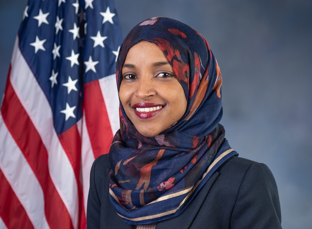 We catch up with US Congresswoman Ilhan Omar about housing, the coronavirus pandemic, and her first term in Congress.